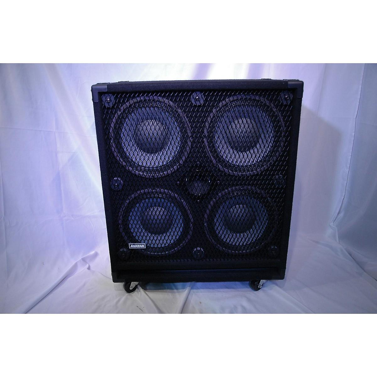 Avatar 4x10 Bass Cabinet