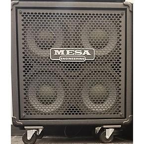 Used Mesa Boogie 4x12 Bass Cab Bass Cabinet Guitar Center