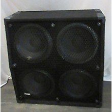 Avatar 4x12 Cabinet Guitar Cabinet