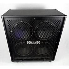 Krank 4x12 Cabinet Guitar Cabinet