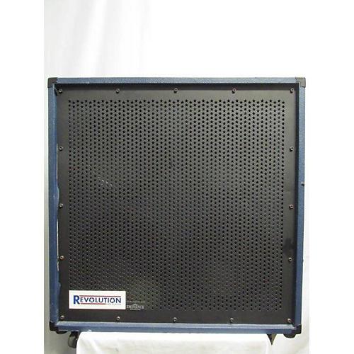 Revolution 4x12 Guitar Cabinet Guitar Cabinet
