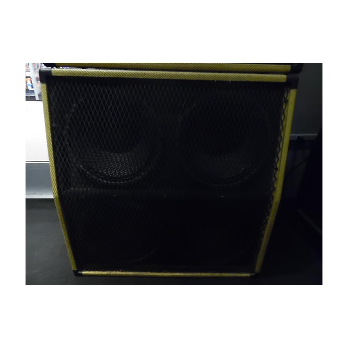 Tubeworks 4x12 Tweed Slant Cabinet Guitar Cabinet