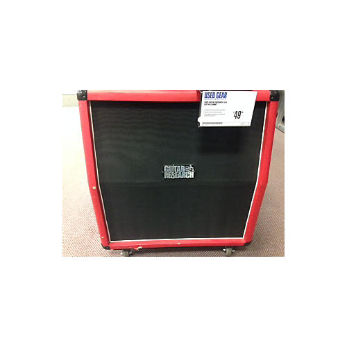 In Store Used 4x8 Guitar Cabinet