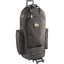 5/4 Tuba Wheelie Bag 65-WBFSK Black Synthetic w/ Leather Trim