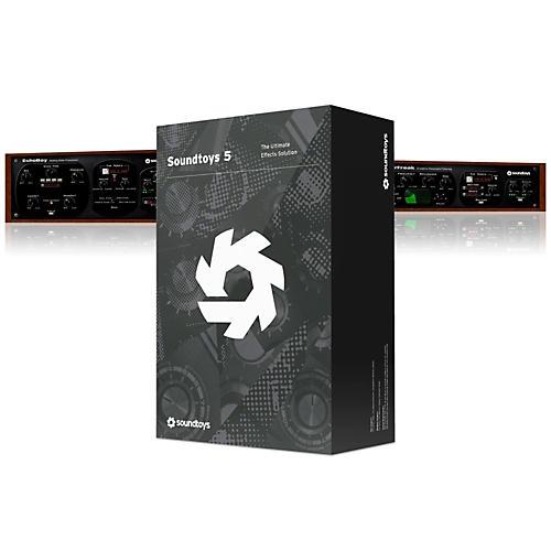 Soundtoys 5 Bundle Software Download