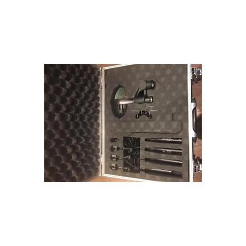used akg 5 piece drum mic set drum microphone guitar center. Black Bedroom Furniture Sets. Home Design Ideas