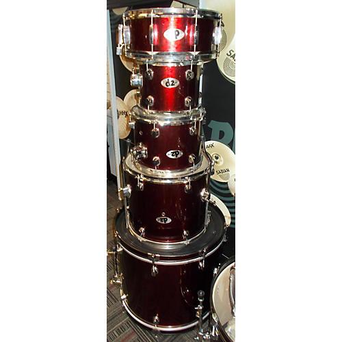 Ddrum 5 Piece D2 Drum Kit