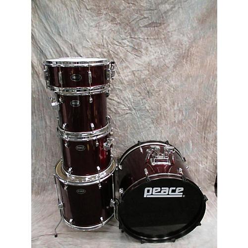 Peace 5 Piece Drum Kit Drum Kit