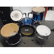 Pulse 5 Piece Drum Set Drum Kit