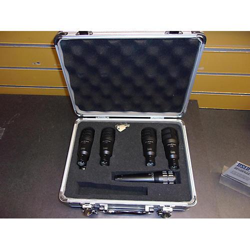 Audix 5-Piece Fusion Mic Pack Drum Microphone