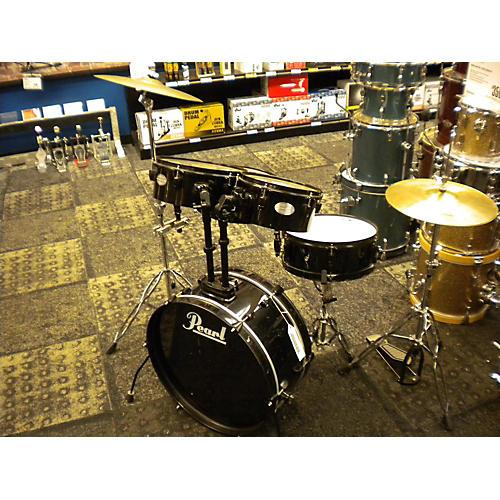 Pearl 5 Piece Rhythm Traveler Compact Drum Kit