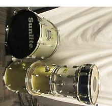 Sunlite 5 Piece Shell Pack Drum Kit