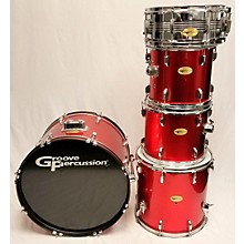 groove percussion acoustic drums guitar center. Black Bedroom Furniture Sets. Home Design Ideas