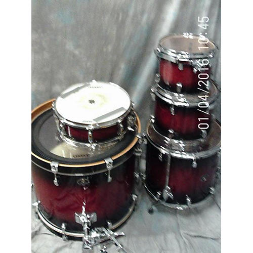 TAMA 5 Piece Silverstar Drum Kit