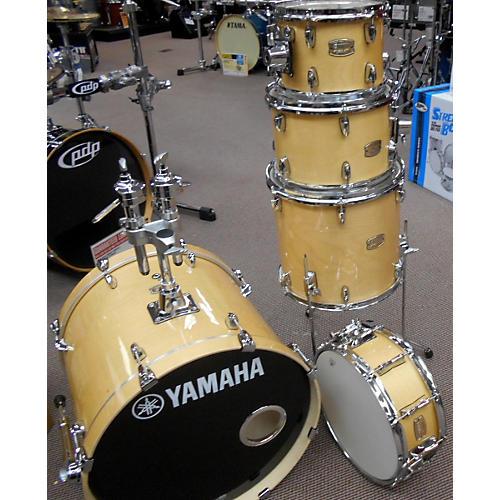 Yamaha 5 Piece Stage Custom Natural Drum Kit