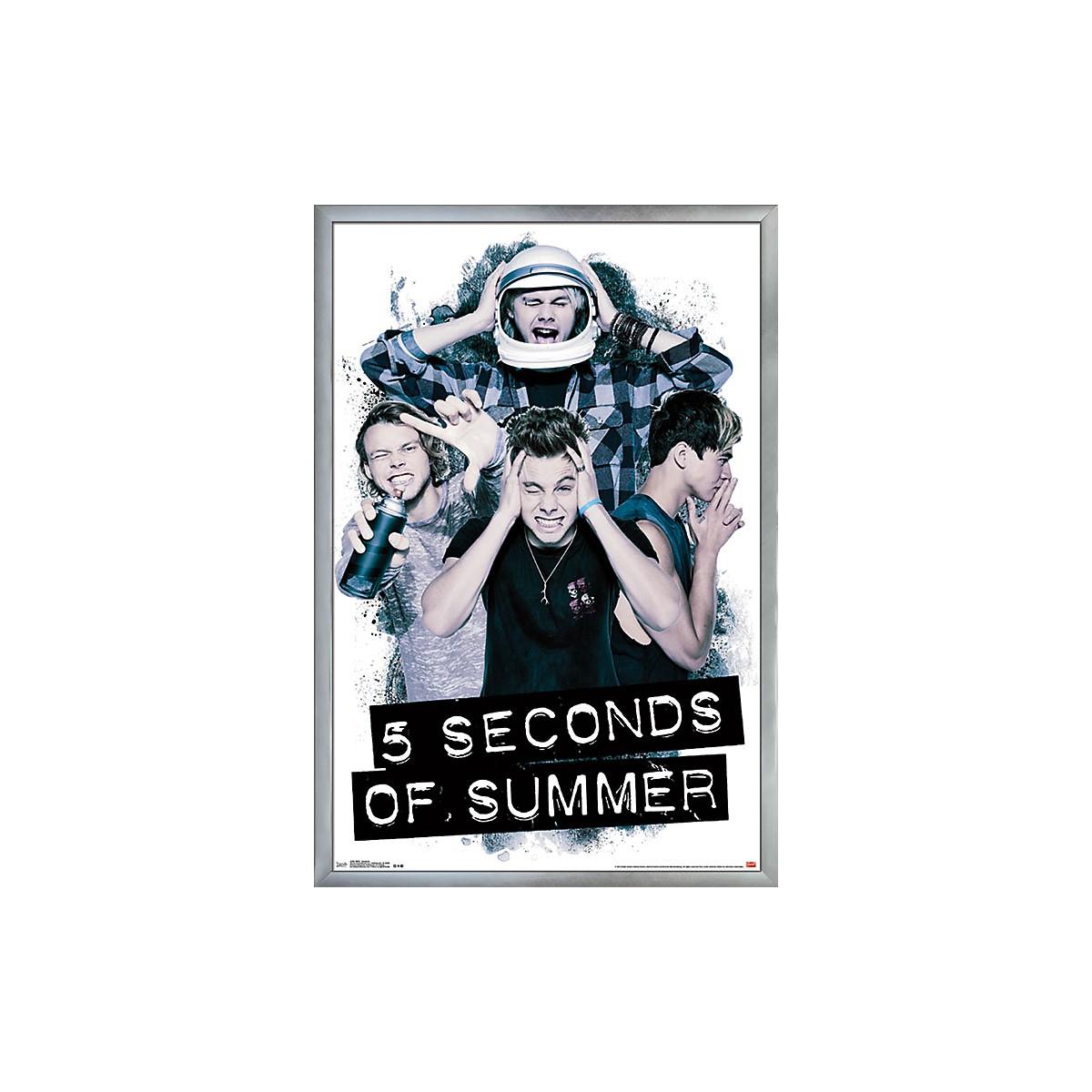 Trends International 5 Seconds Of Summer - Headache Poster