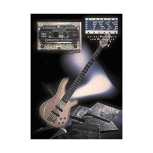 Centerstream Publishing 5-String Bass Method (Book/CD)