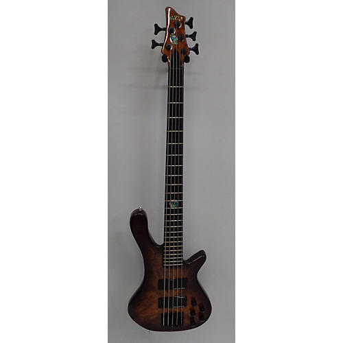 Wolf 5 String Electric Bass Guitar