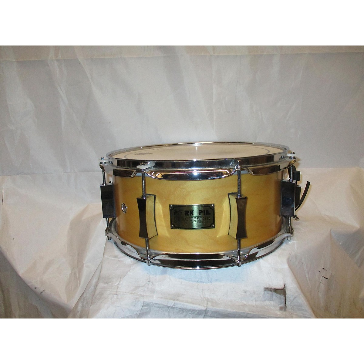 Pork Pie 5.5X13 USA Maple Drum