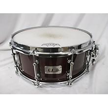 C&C Drum Company 5.5X14 14X6 MAPLE BIRDSEYE Drum