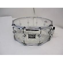 Spaun 5.5X14 Acrylic Snare Drum