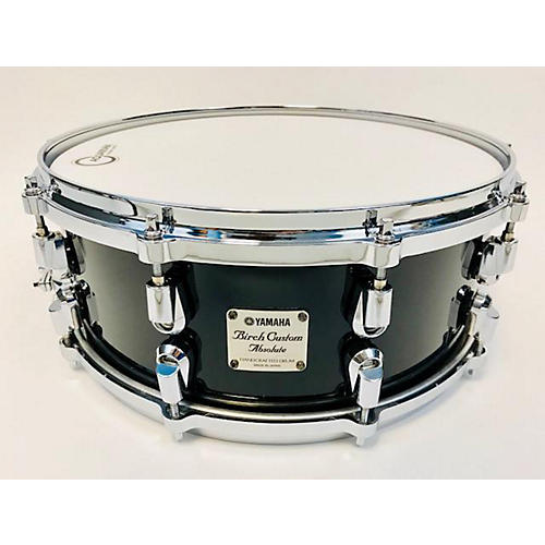 Yamaha 5.5X14 Birch Custom Absolute Drum