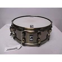 Mapex 5.5X14 Black Panther Brass Cat Drum