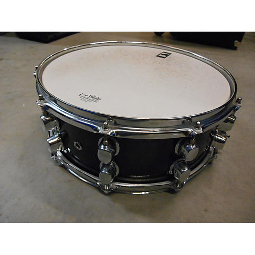 Mapex 5.5X14 Black Panther Snare Drum