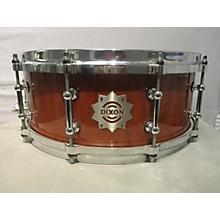 Dixon 5.5X14 Bubinga Drum