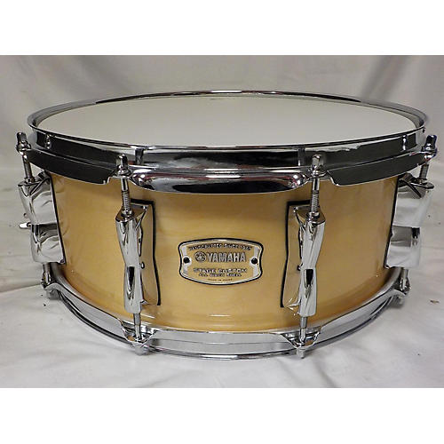 Yamaha 5.5X14 Custom Birch Drum