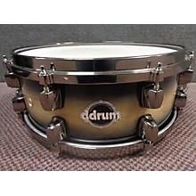 Ddrum 5.5X14 Dominion Ash Snare Drum