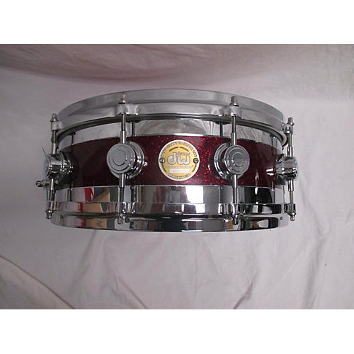 DW 5.5X14 Edge Series Snare Drum