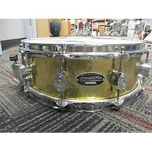 PDP by DW 5.5X14 Hammerd Brass Drum