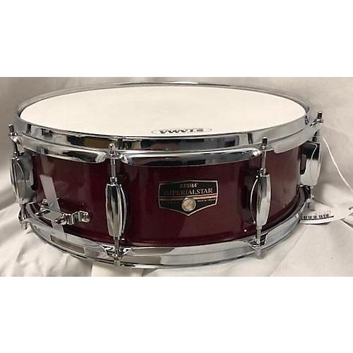 used tama 5 5x14 imperialstar snare drum red 10 guitar center. Black Bedroom Furniture Sets. Home Design Ideas