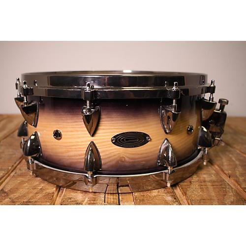 Orange County Drum & Percussion 5.5X14 MAPLE BLACK BURST Drum