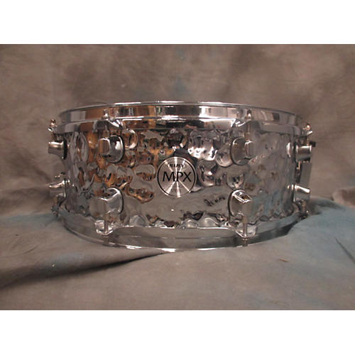 Mapex 5.5X14 MPX Steel Snare Drum