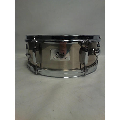Pearl 5.5X14 Modern Utility Steel Snare Drum
