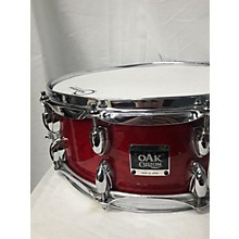 Yamaha 5.5X14 Oak Custom Snare Drum