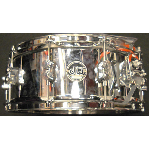 DW 5.5X14 Performance Series Steel Snare Drum
