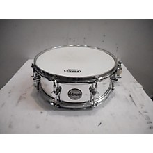 Ddrum 5.5X14 Reflex Steel Snare Drum