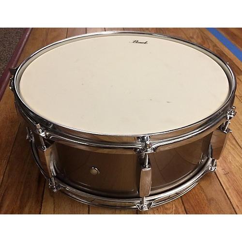 Pearl 5.5X14 Roadshow Bronze Metallic Drum
