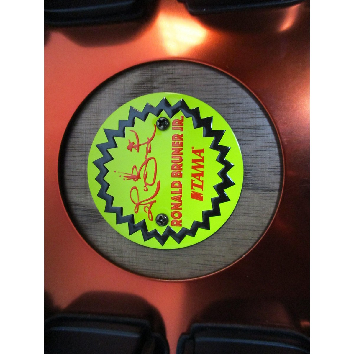 TAMA 5.5X14 Ronald Bruner Jr Drum
