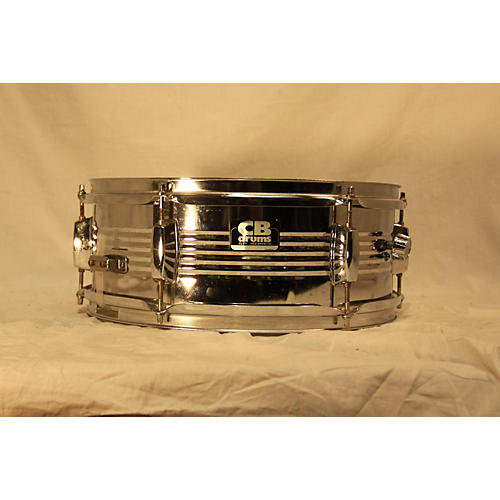 CB Percussion 5.5X14 STANDARD STEEL Drum