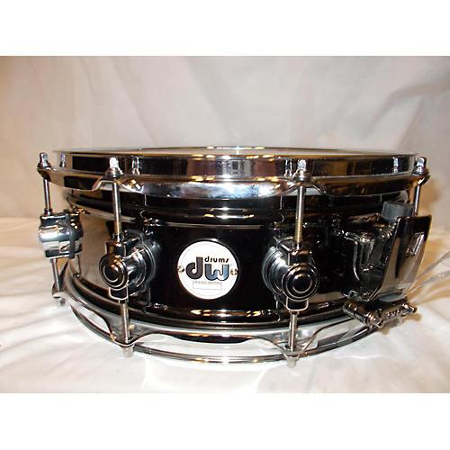 DW 5.5X14 Smooth Brass Snare Drum