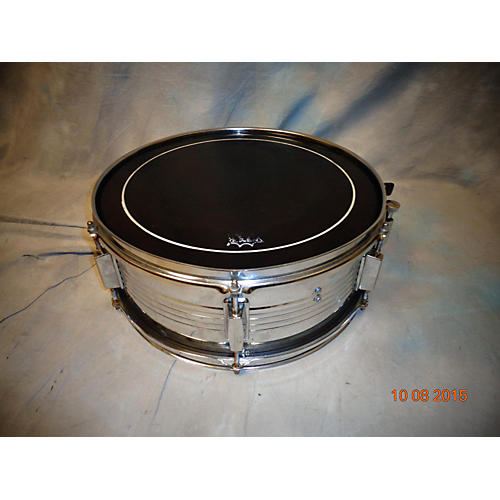 Groove Percussion 5.5X14 Steel Shell Drum