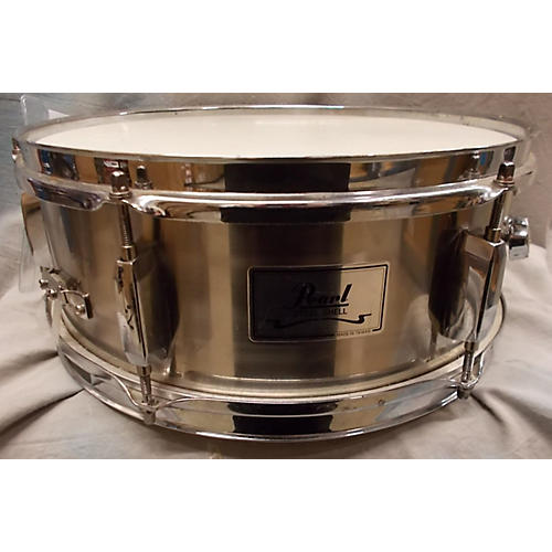 Pearl 5.5X14 Steel Shell Snare Drum