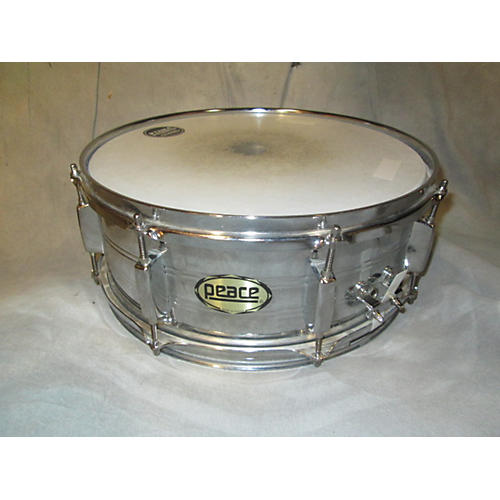 Peace 5.5X14 Steel Snare Drum