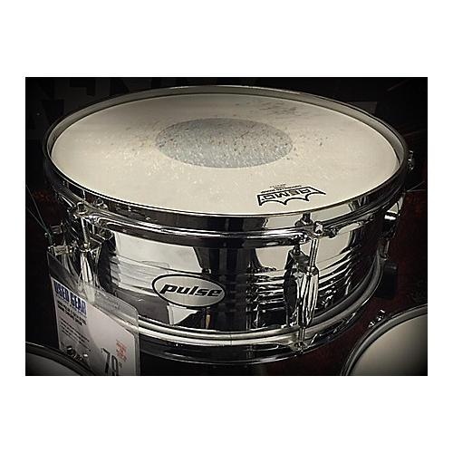 Pulse 5.5X14 Steel Snare Drum