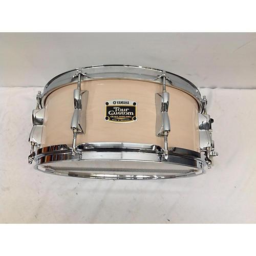Yamaha 5.5X14 Tour Custom Snare Drum