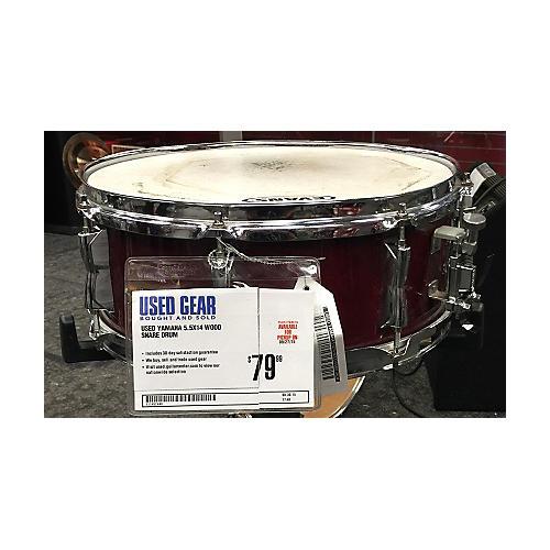 Yamaha 5.5X14 Wood Snare Drum